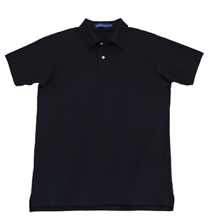 Black KP MacLane Men's Polo