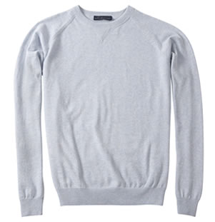 Arctic Blue KP MacLane Men's Sweater