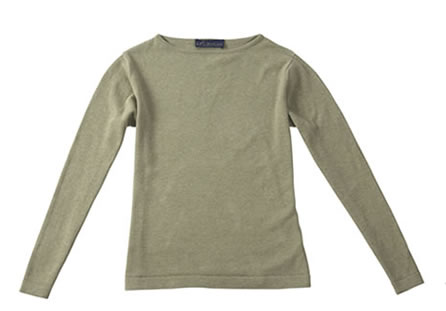 Light Forest KP MacLane Womens's Sweater