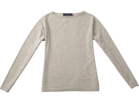 Heather Grey KP MacLane Womens's Sweater