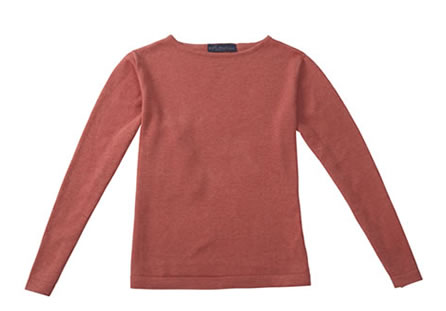 Strawberry KP MacLane Womens's Sweater