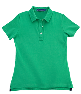 Putting Green KP MacLane Womens's Polo