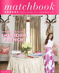 Matchbook: How to be a Southern Belle