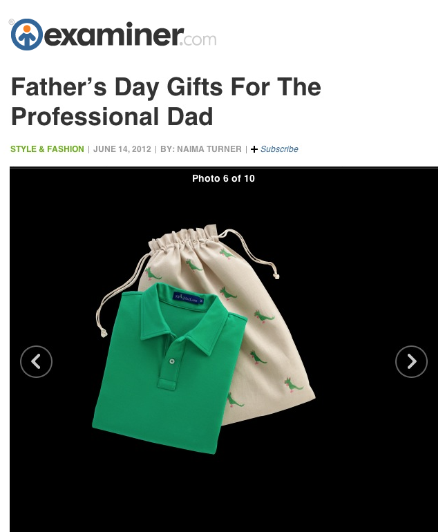 Gifts for Dad | KP MacLane