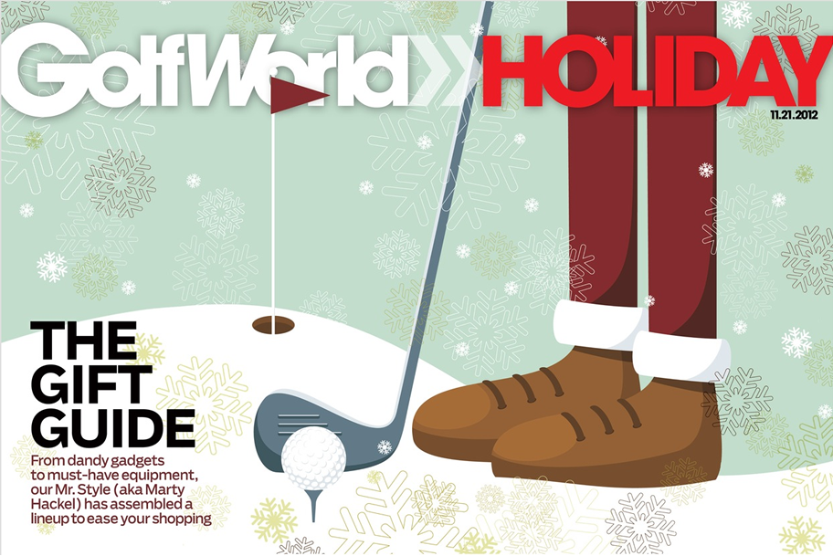 Golf World - KP MacLane